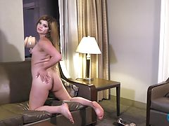 Gorgeous Milani`s debut scene was definitely one of the highlights of 2018 so far! Milani is incredibly cute and she has an amazing body and a booty to die for! This beautiful New Mexico starlet returns today in front of Omar`s camera ready to give you so
