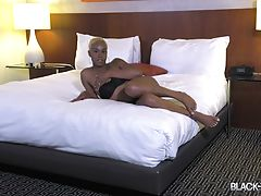 Tiny Tara is ready for more! This petite Texan doll is really amazing: she`s just incredibly cute and her body is smoking hot! And she loves to show it off! Watch her having some naughty fun in another hot solo scene!