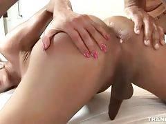 This Sexy Tranny Loves To Get Fucked 2